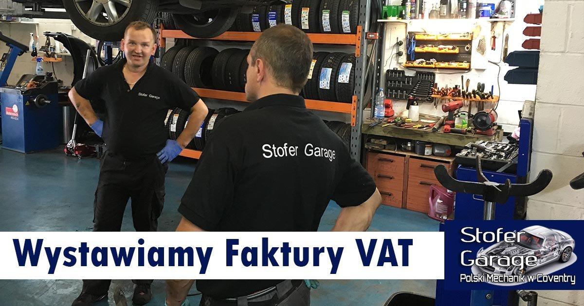 wystawiamy-faktury-VAT-warsztat-samochodowy-w-Coventry